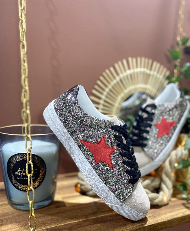 Basket red star