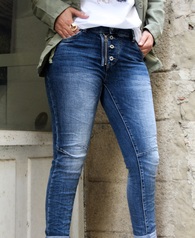 Denim Melly and co