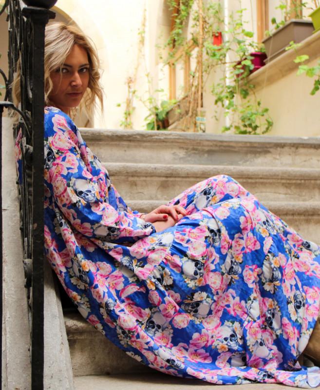 robe longue 2021 april vintage