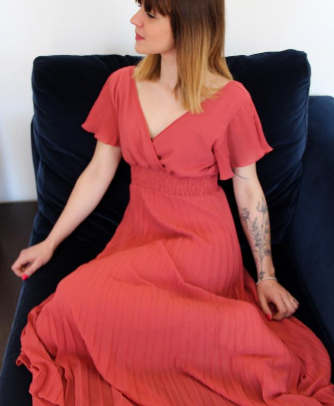 Robe Alice Terracotta