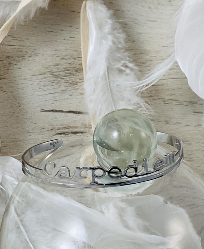 Bracelet réglable-bracelet carpe diem-bracelet Ikita